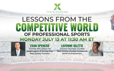 Watch the replay of our Lessons from the world of Professional Sports Webinar