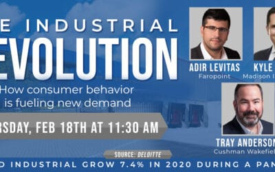 Watch the replay of our Industrial Revolution webinar